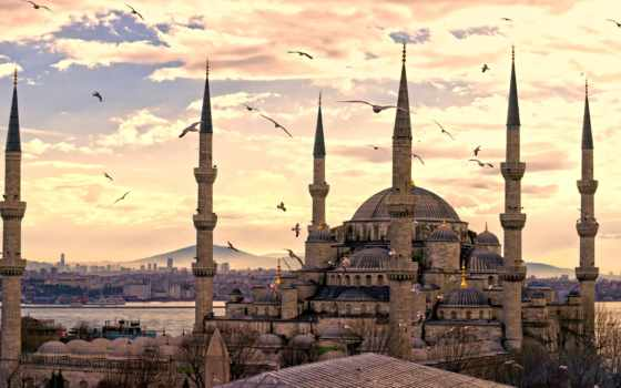 istanbul, mosque, turkey
