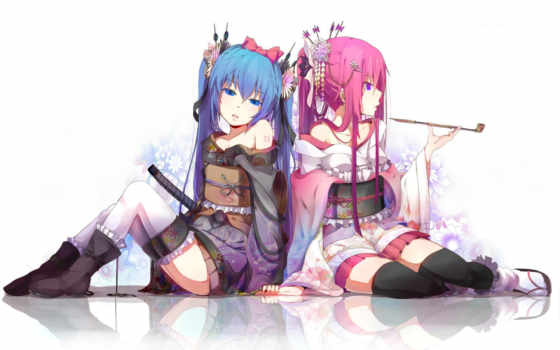 anime, лука, miku, вокалоид, hatsune, вокалоиды, сердце, much, музыка, отражение,