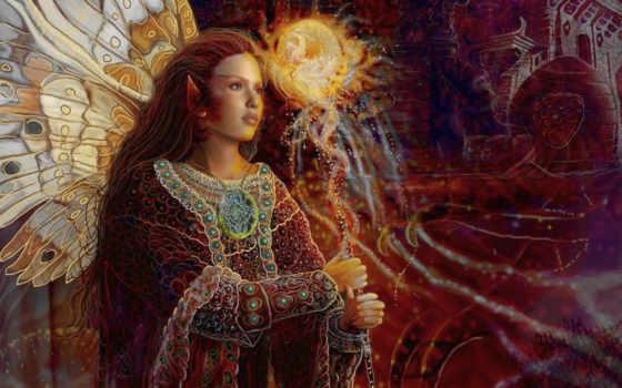 fantasy, fairy Фон № 15965 разрешение 1920x1200