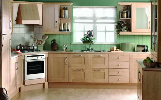 яркие, кухни