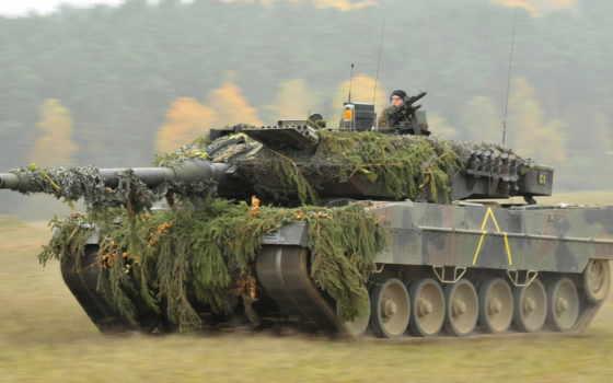 танк, леопард, оружие, германия, макро,