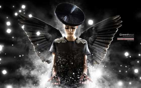 ангелы, демоны, angel