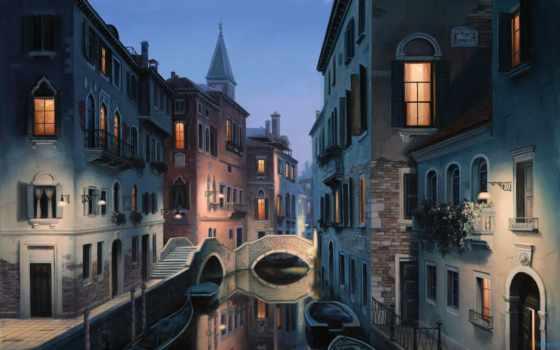 лушпин, венеция