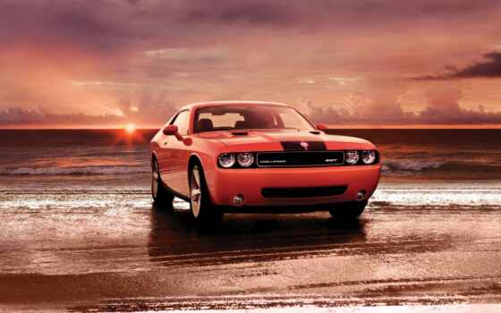 dodge, challenger, srt, cars,