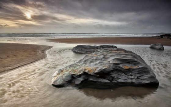 rock, пляж, yadrad, tags, tregonhawke, rocks, flickr, cornwall, tidal,