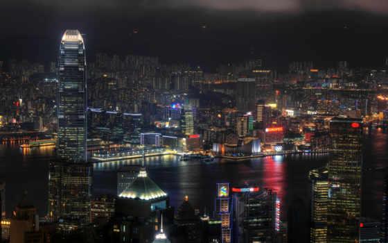 ночь, cities, город