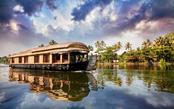 kerala, ночь, houseboat, тур, alleppey, packages, день, nights, package,