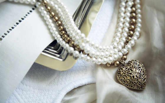 бусы, сердце, украшения, decoration, каталог, tkaney, bez, рисунка, ювелирные, ожерелье, подвеска,