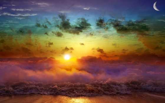 море, art