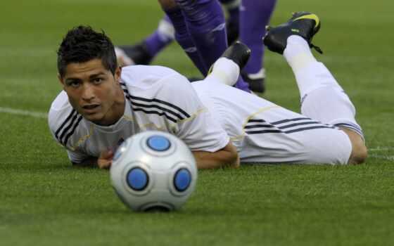 футбол, роналду