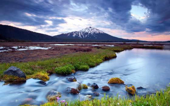 пейзаж, горы