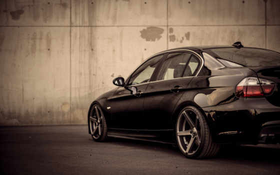 bmw, black, car Фон № 89686 разрешение 2560x1600