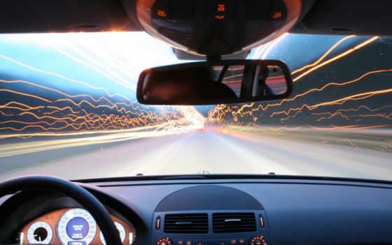 авто, скорость, lines