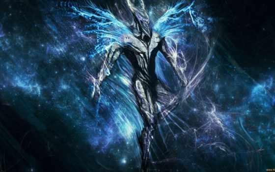 fantasy, creatures, art,