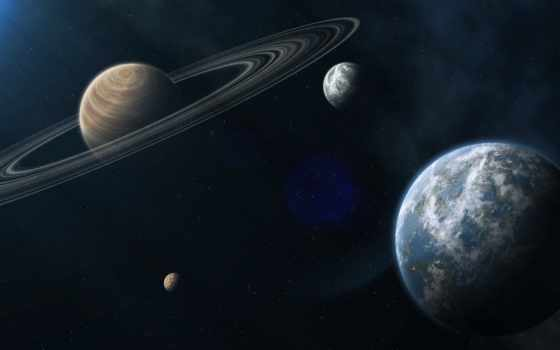 planets, космос, ринг, desktop, system, free, planet, planetary,