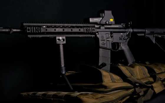 штурмовая, винтовка, automata, оружие, assault, бесплатные, magpul,