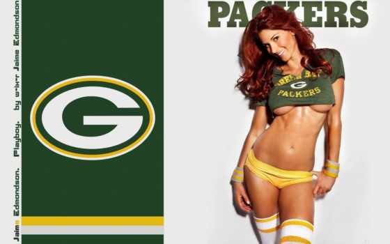nfl, packers, bay, зелёный, sports, футбол, minnesota, американский, women, san, jaime,
