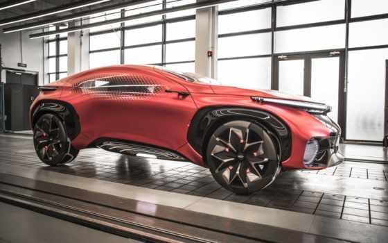 , красный, автомобиль, автомобильный дизайн, автосалон, суперкар, автомобиль концепции, спортивный автомобиль, personal luxury car, автомобиль Chery,  auto china,