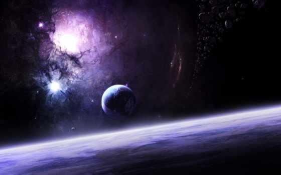 космос, планета Фон № 17462 разрешение 1920x1200