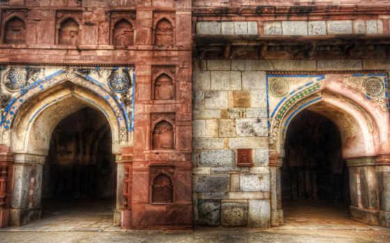 india, город, разных