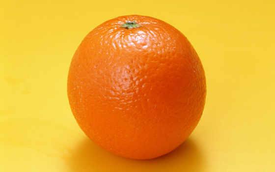 фрукты, от, апельсины