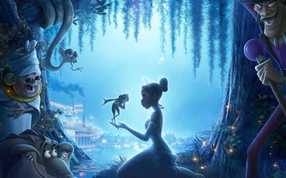 принцесса, лягушка, сказ