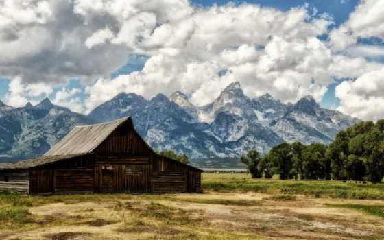 casa, fondos, campo, paisaje, pantalla, naturaleza, fotos, поле,