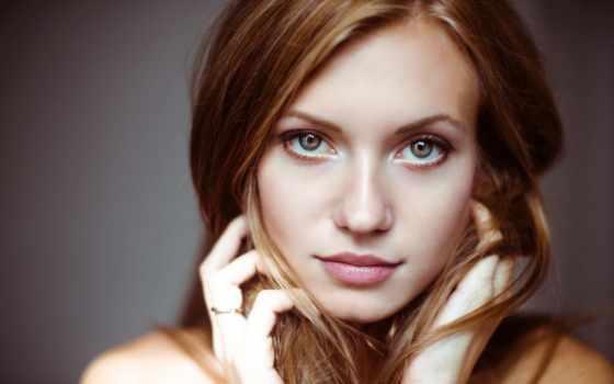piel, фотографий, blanquear, aclarar, cara, макияж, anne, русак, noche,