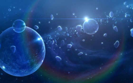 космос, астероиды, звезда, звезды, планета, планеты, арт,
