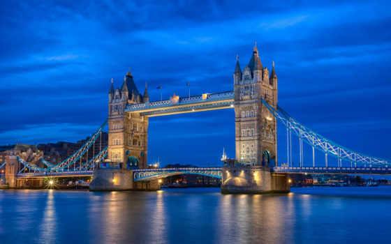 мост, тауэрский, london
