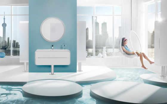 апартаменты, интерьер, стиль, мегаполис, дизайн, комната, картинка,