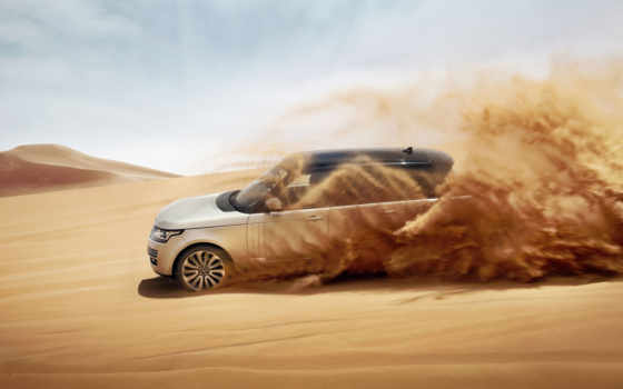 rover, range, под, пыль, колёс, песок, пустыня, горы, мар, заносы, скалы,