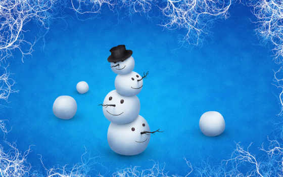 снеговик, зима, головы, шляпа, прикол, неправильный, new, year, правой, кнопкой,