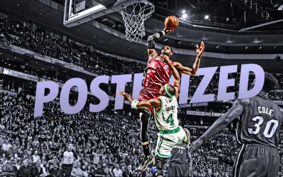 james, lebron, jason, terry, heat, miami, спорт, boston, dunk, баскетбол, nba,