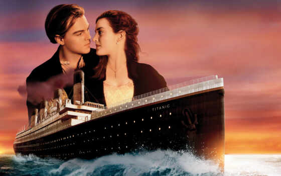 titanic, movie, winslet, кейт, уинслет, леонардо,