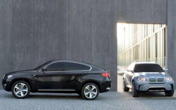 bmw, concept, car, activehybrid, активность, sports, revealed,