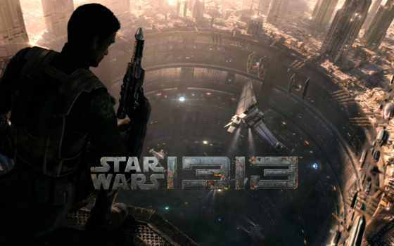 star, wars, coruscant, июнь, game, was,