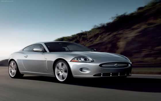 jaguar, xk, дороге, car, автомобилей, silver, года, авто, автомобили,