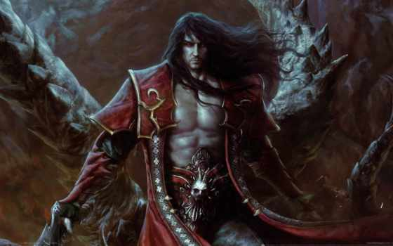castlevania, lords, shadow, тени, belmont, лорды, габриелле, alucard, игры,