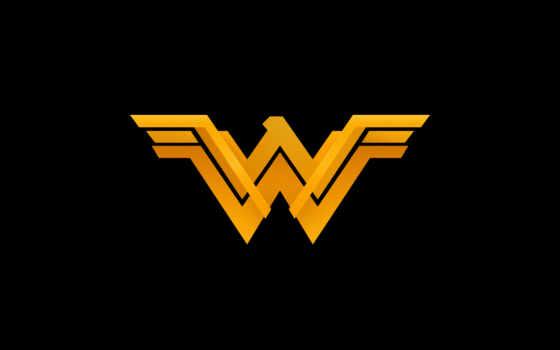 wonder, женщина, logo, movie, картинка, фантастика,