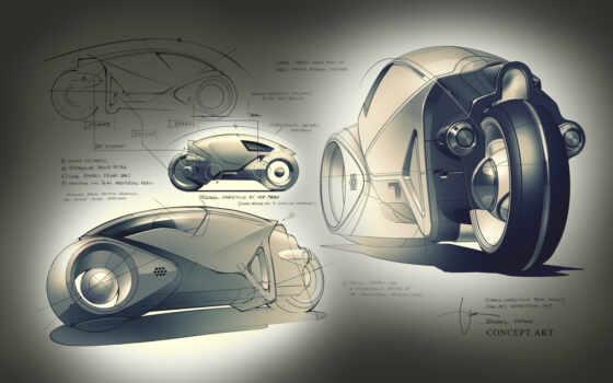 concept, art, tron, мотоцикл, design, mead, множество, обустройство