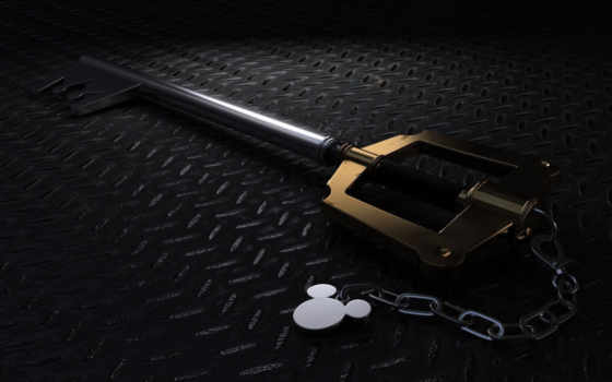 key, hearts