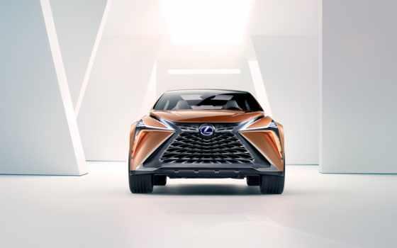 lexus, limitless, detroit, concept, авто, показать, new,