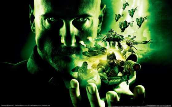 conquer, command, tiberium, wars, серия, прохождение,