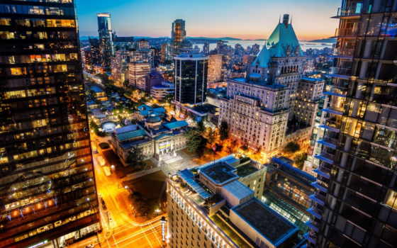 vancouver, seasons, hotel, город, четверо, reviews,