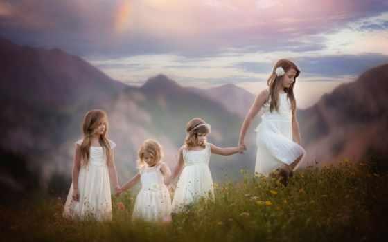 день, дружба, мама, который, детей, сестричка, junior, starshoi, недавно, общаться, одной