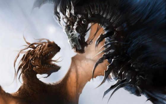 dragons, драконов