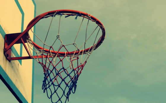 кольца, баскетбольное, ринг