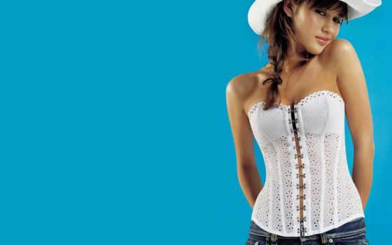 kurilenko, ольга, corset