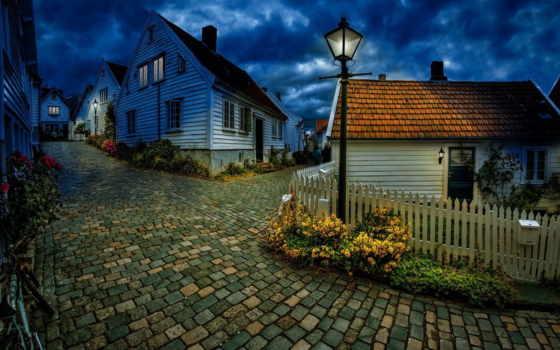 бомбардировщик, jackets, колизей, desktop, норвегия, ночь, природа, улица,